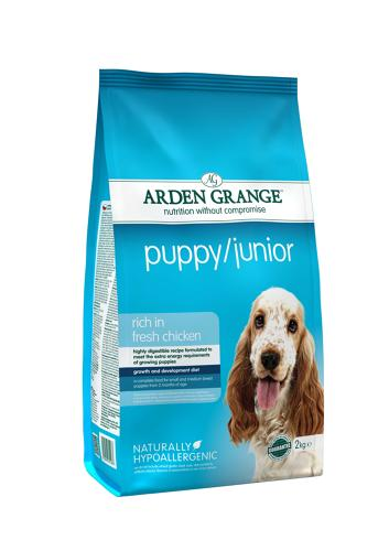 Arden Grange Puppy/ Junior 2kg
