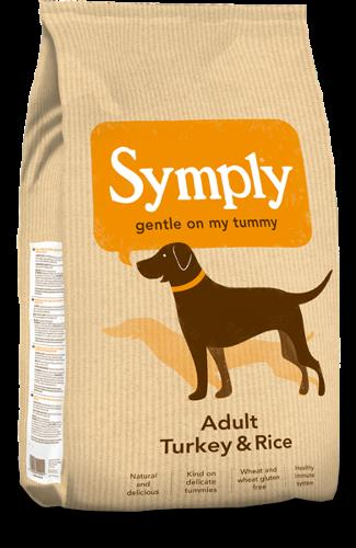 Symply Adult Turkey & Rice 2kg