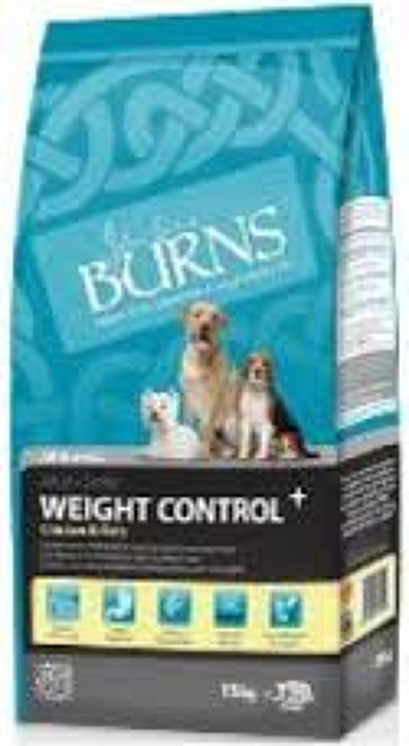 Burns Weight Control+ Chicken & Oats
