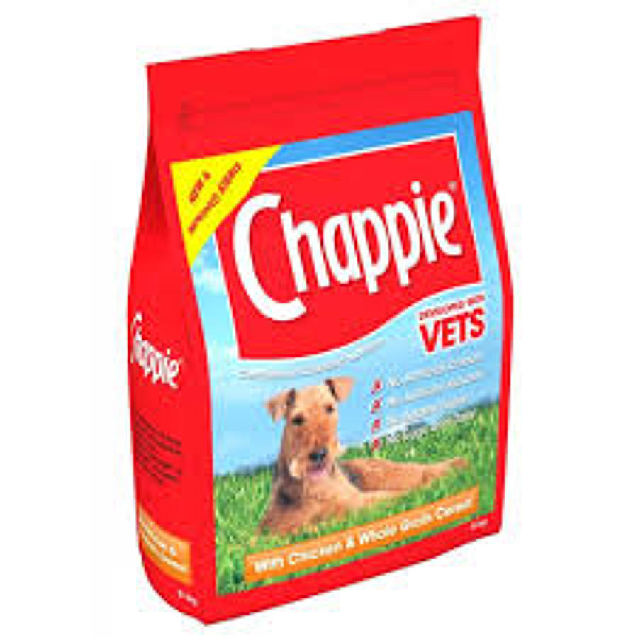 Chappie Complete with Chicken 3kg