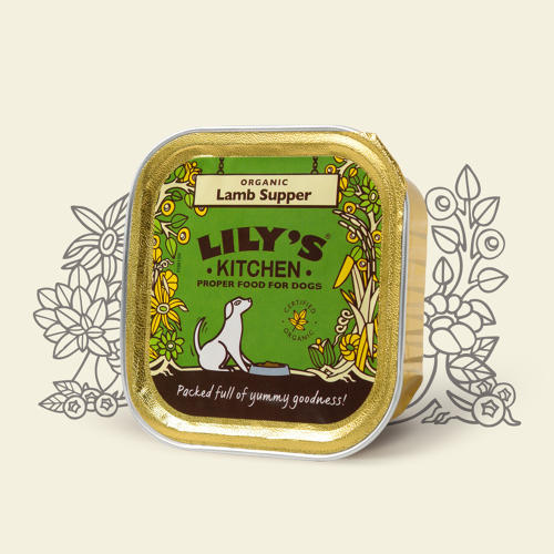 Lily's Kitchen Dog Lamb Supper 150g