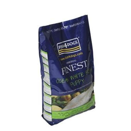 Fish4Dogs Finest Puppy Ocean Fish Reg B 1.5kg