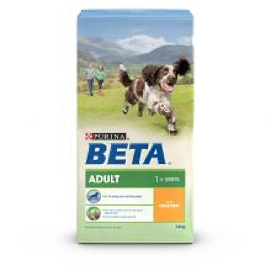 Beta Adult Chicken & Rice 14kg