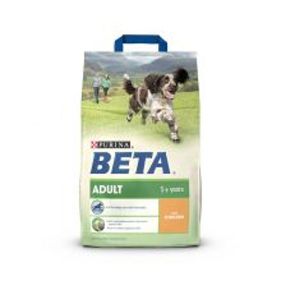Beta Adult Chicken & Rice 2.5kg