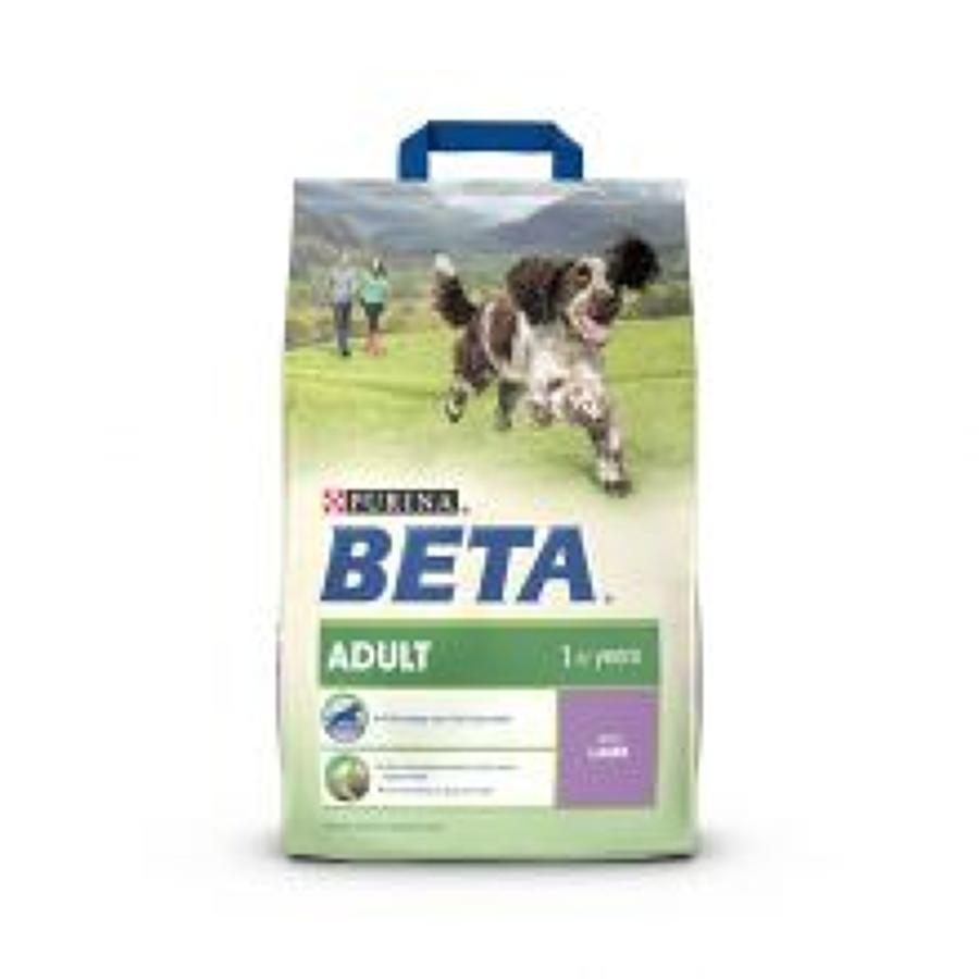 Beta Adult Lamb & Rice 2.5kg