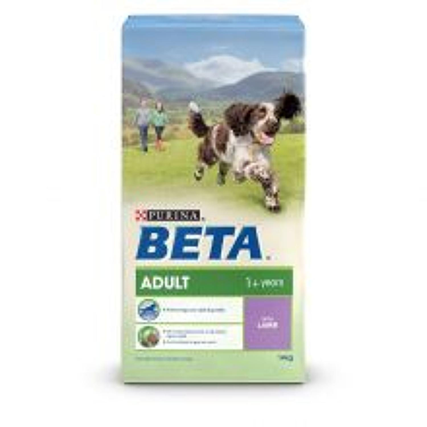 Beta Adult Lamb & Rice 14kg