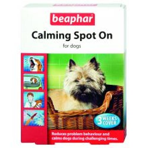 Beaphar Calming Spot On Dogs 3week