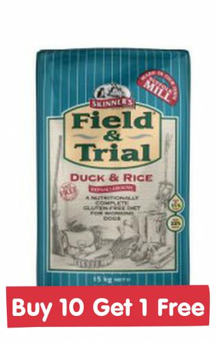 Skinners Field & Trial Duck & Rice