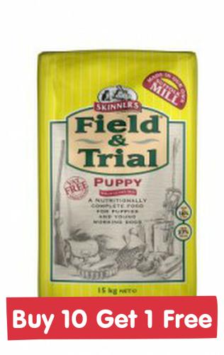 Skinners Field & Trial Puppy Chicken & Rice