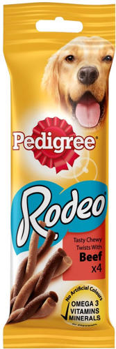 Pedigree Rodeo Beef 8pk