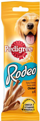 Pedigree Rodeo Chicken 8pk