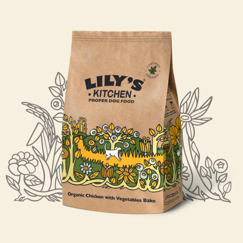 Lily's Kitchen Organic Chicken with Veg 1kg