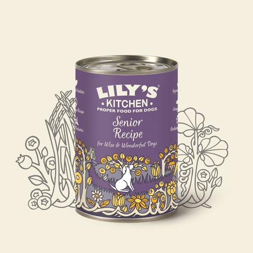 Lily's Kitchen Dog Senior Recipe 400g