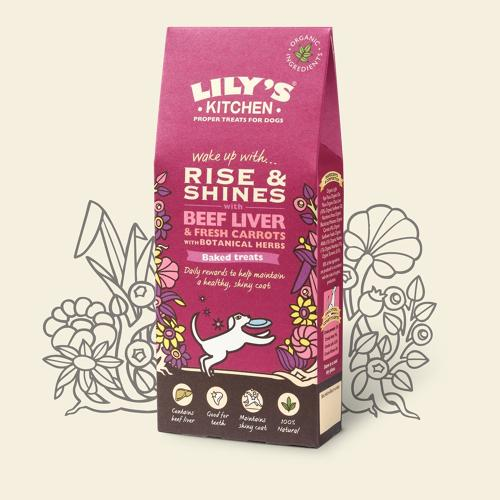 Lilys Kitchen Rise and Shine Treats 100g