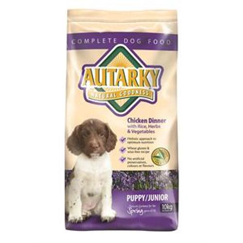 Autarky Puppy/ Junior Chicken 12kg