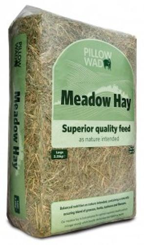 Pillow Wad Meadow Hay 2.25kg