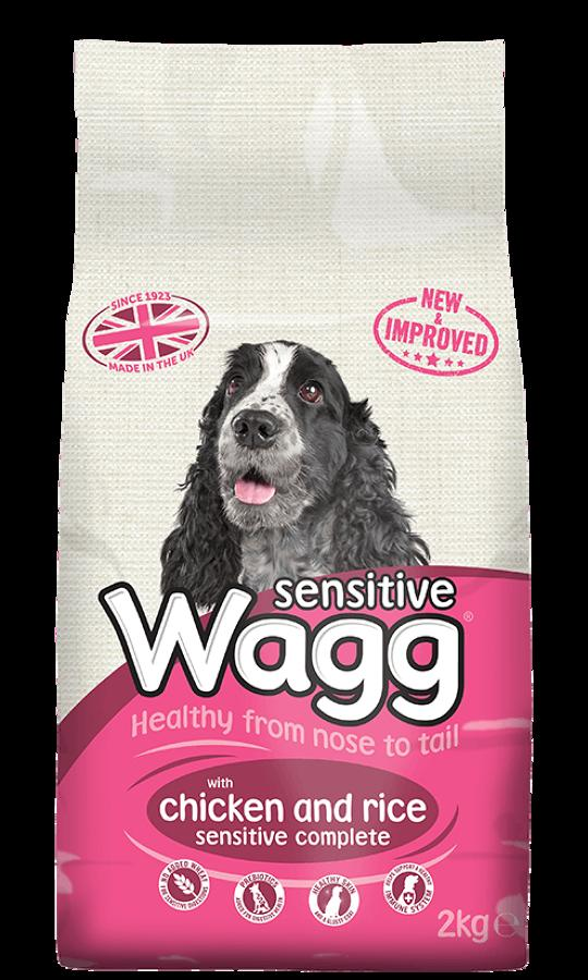 Wagg Complete Sensitive 12kg
