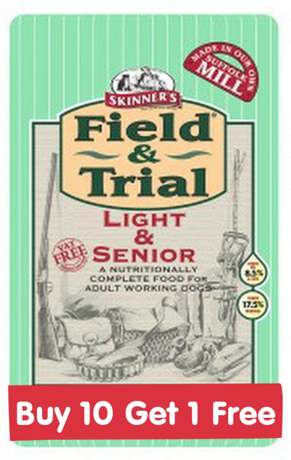 Skinners Field & Trial Light/ Senior