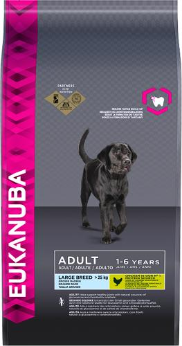 Eukanuba Dog Large Breed Adult Chicken 12kg