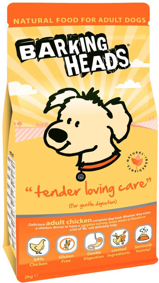 Barking Heads (Tender Loving Care) 12kg