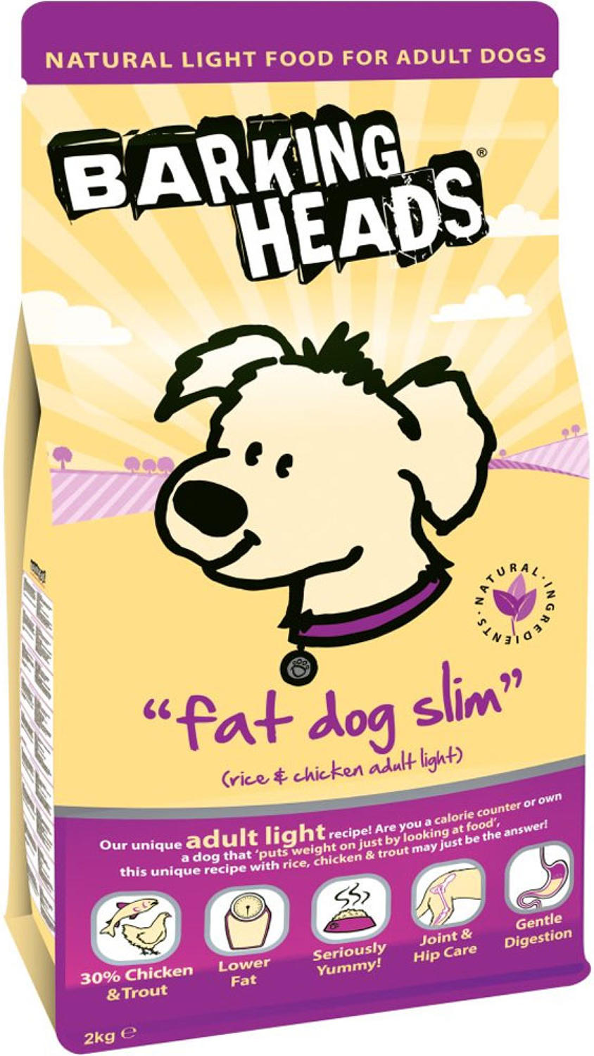 Barking Heads (Fat Dog Slim) 12kg