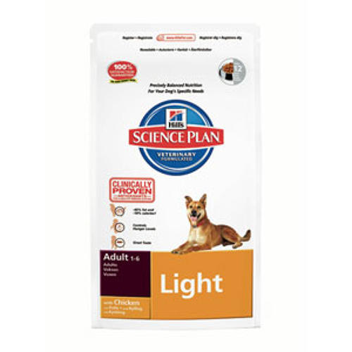 Hills SP Dog Medium Breed Light Chicken 12kg